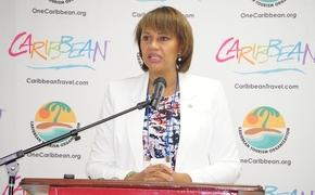 Joy Jibrilu, chairman of the board of directors of the Caribbean Tourism Organization (CTO)