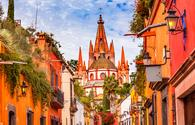 FOTO: San Miguel de Allende, México. (Foto Getty Images Plus)