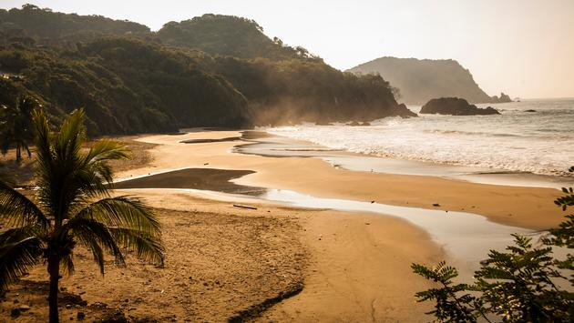 Troncones Beach (Photo via memo06dic / iStock / Getty Images Plus)