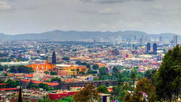 Panoramic Photo - Cities and Towns from Mexico Puebla Capital (Photo via RobertoVaca / iStock / Getty Images Plus)