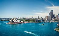View of Sydney Harbour, Australia (photo via africanpix / iStock / Getty Images Plus)
