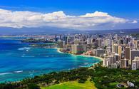 Skyline of Honolulu, Hawaii.  (photo via sorincolac/iStock/Getty Images Plus)