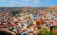 Guanajuato, Mexico.  (photo via 0829kt/iStock/Getty Images Plus)