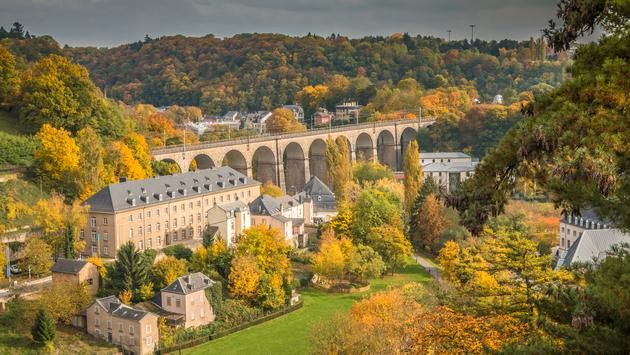 Luxembourg (Photo via PocholoCalapre / iStock / Getty Images Plus)