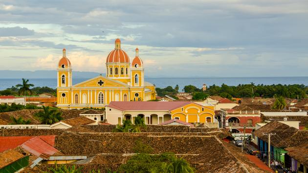 Granada - Historic and famous City in Nicaragua (SimonDannhauer / iStock / Getty Images Plus)