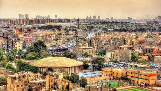 View of Cairo from the Citadel - Egypt (Photo via Leonid Andronov / iStock / Getty Images Plus)
