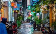 Vietnam Ho Chi Minh City Bui Vien Street. (photo via kazhiya / iStock / Getty Images Plus)