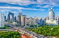 Beijing, China cityscape at the CBD. (Photo via SeanPavonePhoto / iStock / Getty Images Plus)