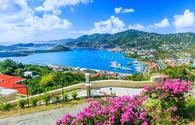 Caribbean, St Thomas US Virgin Islands. Panoramic view. (photo via sorincolac / iStock / Getty Images Plus)