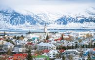 Reykjavik capital city of iceland.  (photo via patpongs/iStock/Getty Images Plus)