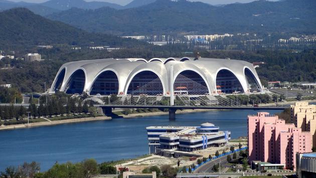 Capital of the North Korea (Matej Hudovernik / iStock / Getty Images Plus)