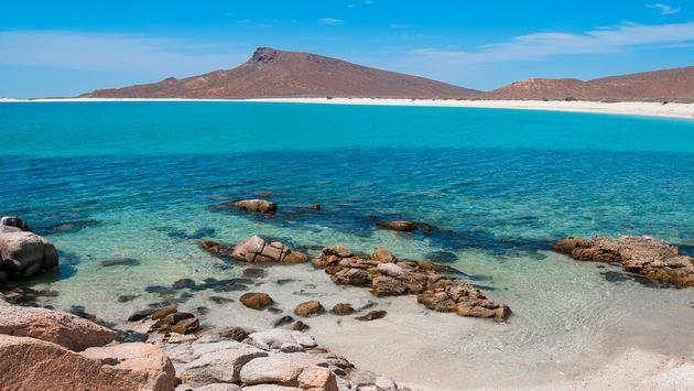 Isla espiritu santo, la paz, MEXICO (Photo via vic-yee68 / iStock / Getty Images Plus)