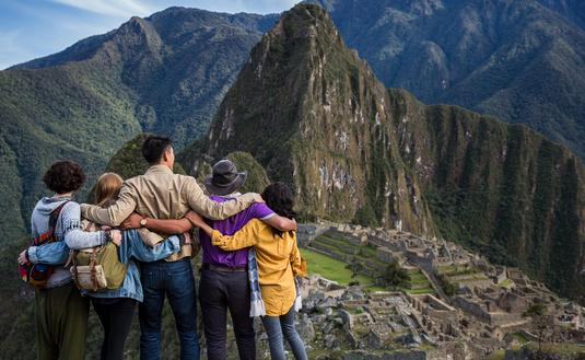 Inca Jungle Trek, Rainbow Mountain & Salt Flats