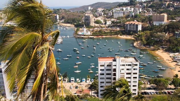 Acapulco, Mexico.