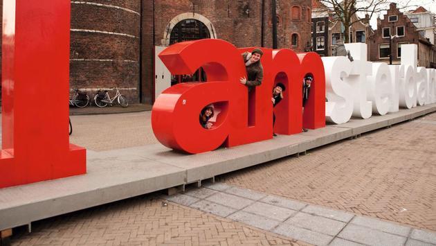 Amsterdam For Christmas