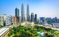 Kuala Lumpur, Malaysia City Center skyline. (Photo via SeanPavonePhoto / iStock / Getty Images Plus)