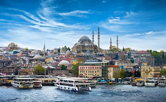Istanbul, Turkey (Photo via Seqoya / iStock / Getty Images Plus)