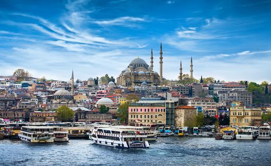 Istanbul, Turkey (Photo via Seqoya / iStock / Getty Images Plus)