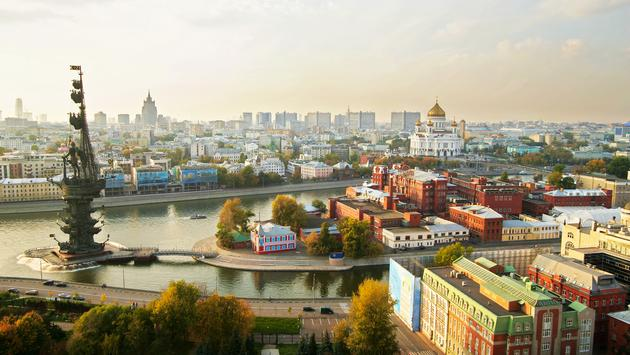 Moscow, Russia (VasilySmirnov / iStock / Getty Images Plus)