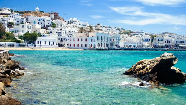 Beautiful Cyclades! (tepic / iStock / Getty Images Plus)