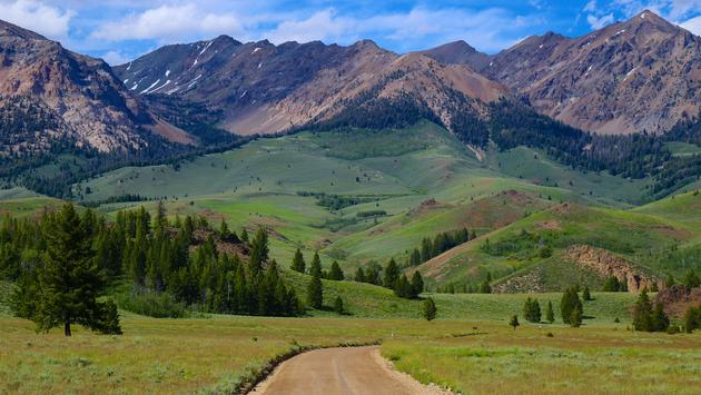 Sun Valley, Idaho.