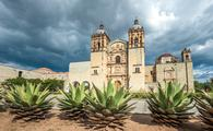 Church of Santo Domingo de Guzman in Oaxaca, Mexico (javarman3 / iStock / Getty Images Plus)
