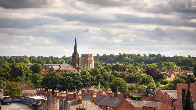 Chester is the richest city in Britain for archaeological and architectural treasures from the time of the Roman occupation (Photo via SAKhanPhotography / iStock / Getty Images Plus)