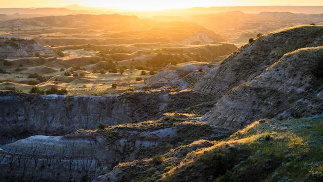 Theodore Roosevelt National ParkTheodore Roosevelt National Park (zrfphoto / iStock / Getty Images Plus)