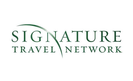 Signature Travel Network Logo