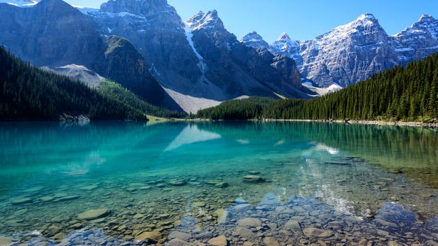Seabourn Introduces UNESCO Banff National Park, Rocky Mountaineer ...