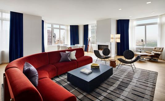 Conrad New York Midtown Penthouse