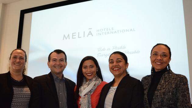 Melia Présentation Montreal