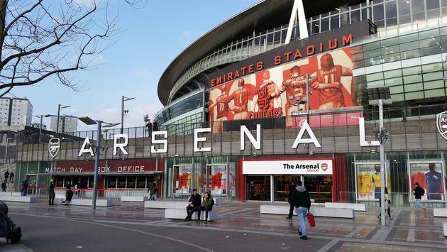 Arsenal Stadium, London