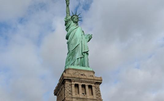 The Statue of Liberty, New York, NYC