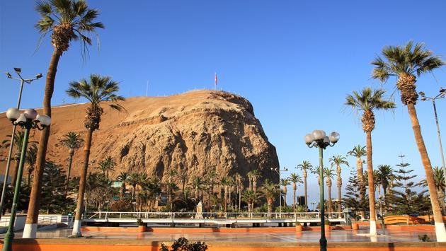 Arica, Chile, South America