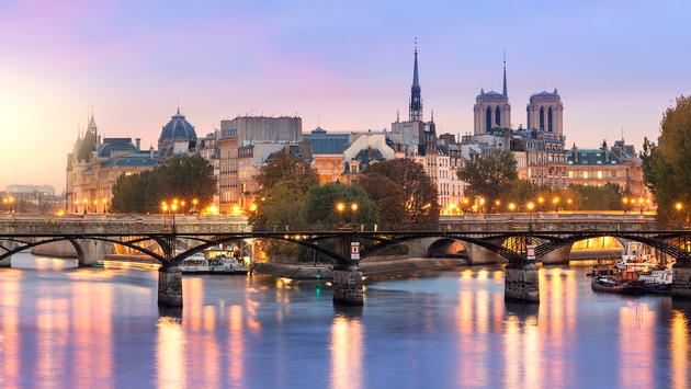 Riviera River Cruises - The Seine, Paris and Normandy