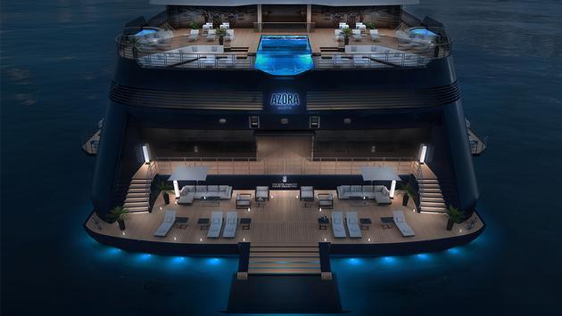 Azora, Ritz-Carlton Yacht Collection