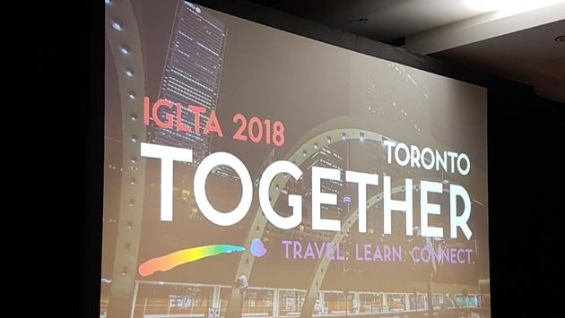 For the second time, Toronto played host to IGLTA's Annual Global Convention.