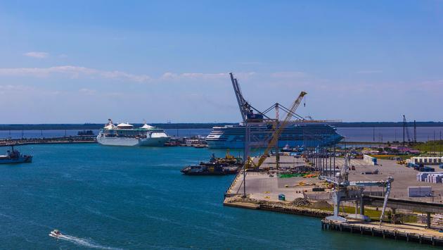 Port Canaveral, cruise, Florida