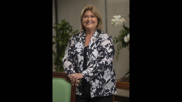 María Amalia Revelo, Costa Rica minister of tourism.