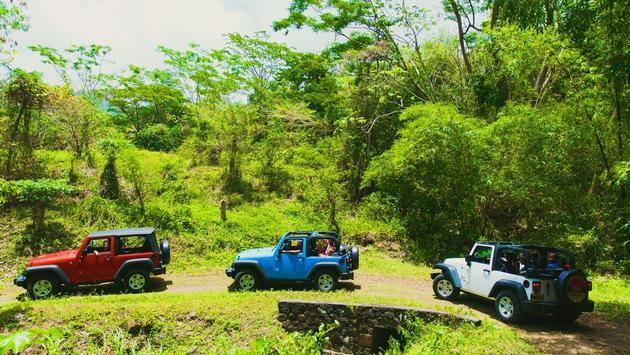 Jeep Safari Tour in Grenada