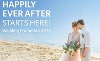 Up to 15% Off Wedding Packages!