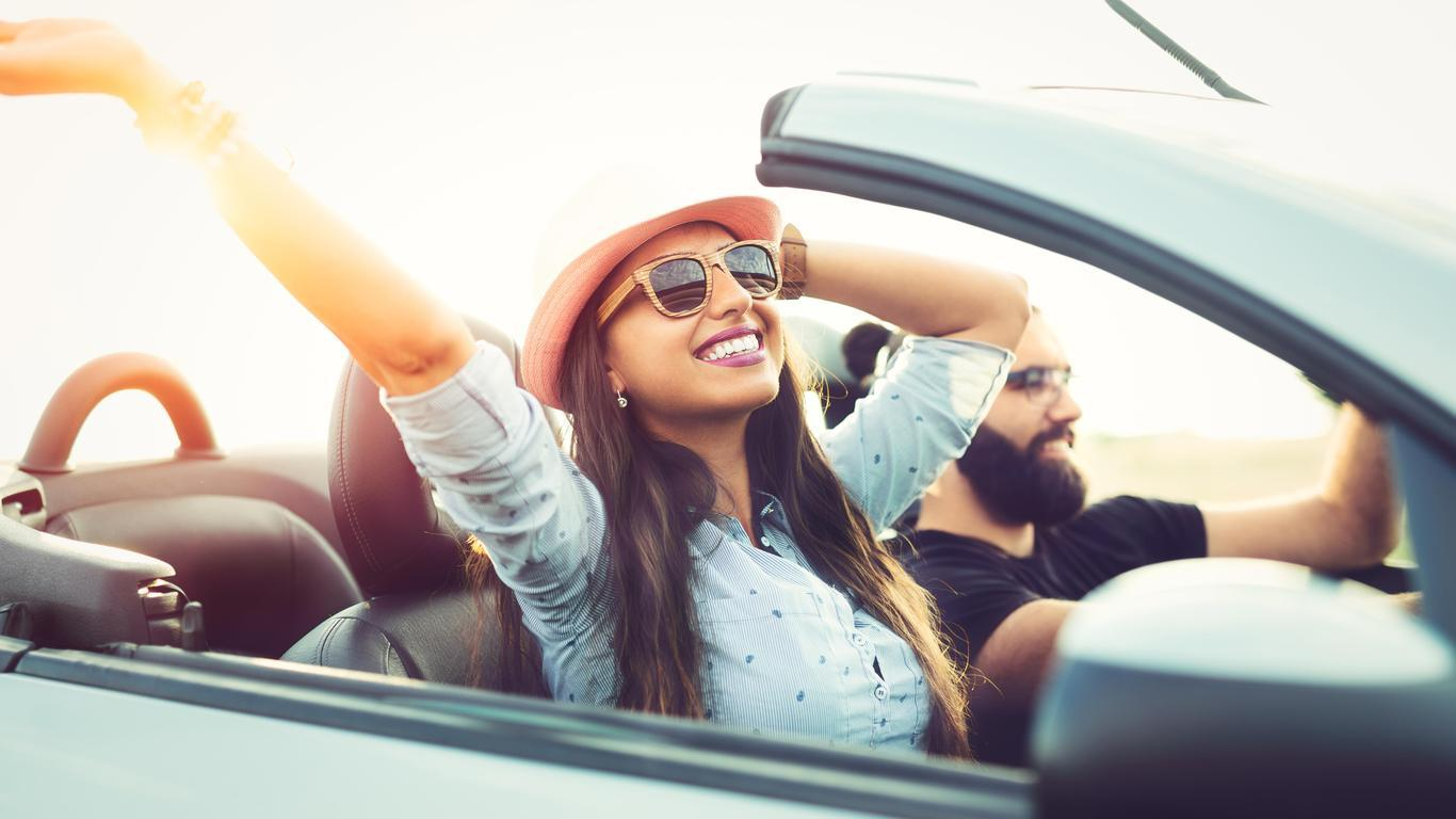 Rent a Car for a Weekend Getaway