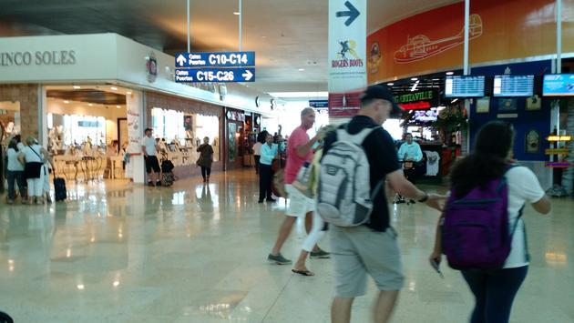 Cancun, Airport, travel
