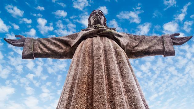 Jesus Christ, Lisbon, Portugal, Statue, Jesus