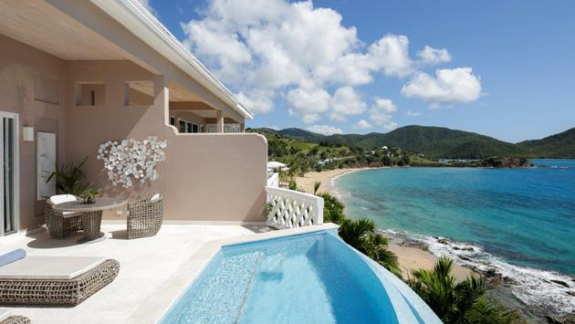 Antigua Curtain Bluff Resort