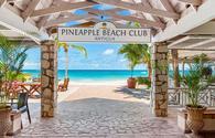 Pineapple Beach Club, Antigua (Photo via Elite Islands Resort)