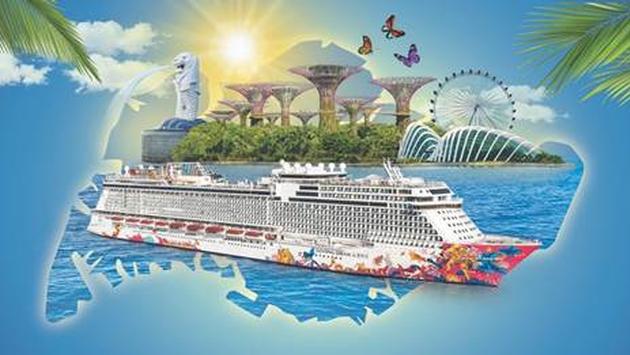 Dream Cruise 2020.Dream Cruises Unveils 2020 Summer Dream Vacation Travelpulse