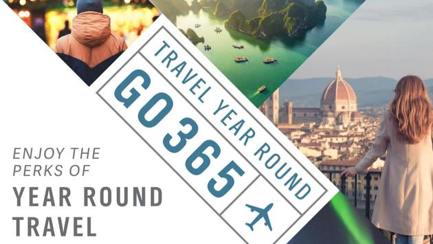 ENJOY THE PERKS OF YEAR ROUND TRAVEL WITH AVANTI DESTINATIONS