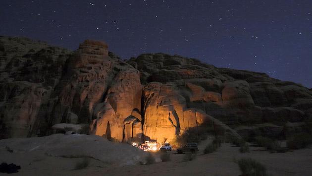 Exodus Quest - Jordan Desert
